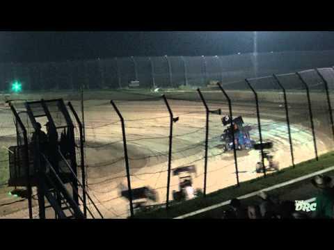 Brushcreek Motorsports Complex | 7.11.15 | Southern Ohio Lightning Mini Sprints | Feature