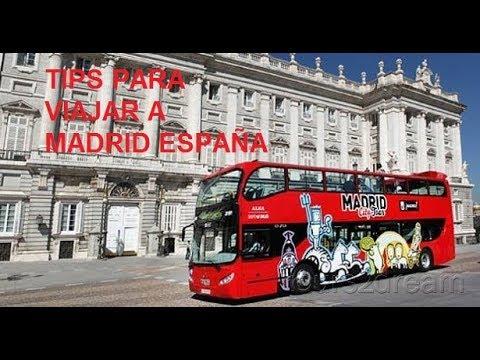 "VIAJE A MADRID ""ESPAÑA""  ENERO 2018"
