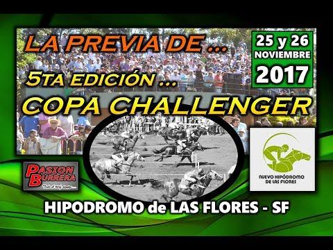 ## PREVIA COPA CHALLENGER 2017 ##