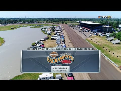 AFT on NBCSN: 2018 Sacramento Mile presented by Cycle Gear