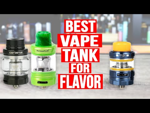 Best Vape Tank for Flavor? [100+ Sub Ohm Tanks Tested]