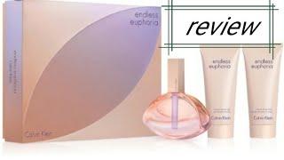 Calvin Klein Endless Euphoria review