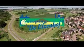 Camping De Elzenhof op de grens van Harderwijk en Ermelo