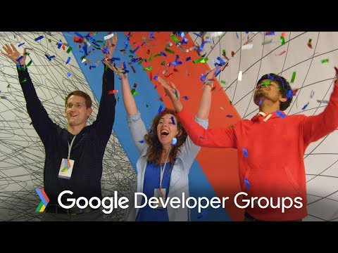 GDG: Groups of Developers Interested in Google's Technologies
