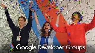 GDG: Gruppen von Entwicklern, die Interessiert an Google-Technologien