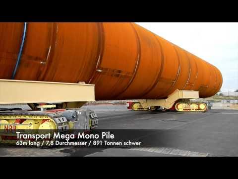 Film NBR Offshore Logistics