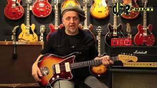 1965 Fender Jazzmaster 3-t Sunburst / GuitarPoint Maintal / Vintage Guitars