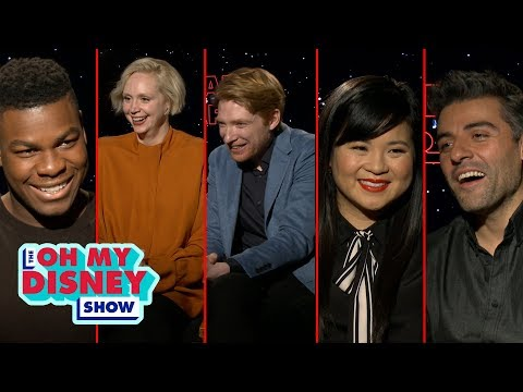 Speed Round With the Star Wars: The Last Jedi Cast: Light Side vs. Dark Side  Oh My Disney