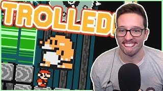 "The Most ""MOLE""ICIOUS TROLL  Level In Mario Maker 2!!!"