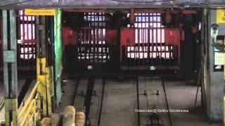 Urządzenia Przyszybowe - Otwarcie Klatki - Zapychanie wozów - Zjazd Załogi