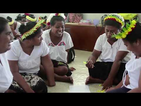 Nei Nibarara (Kiribati) developing new products