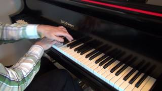 Bach - Goldberg Variations - BWV 988 - Variation 14 - Quick Study (slow)