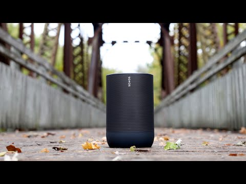 SONOS MOVE - Watch Before Buying!