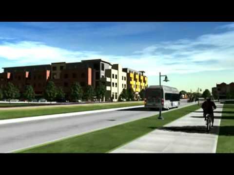 Fort Collins Mason Corridor Overview