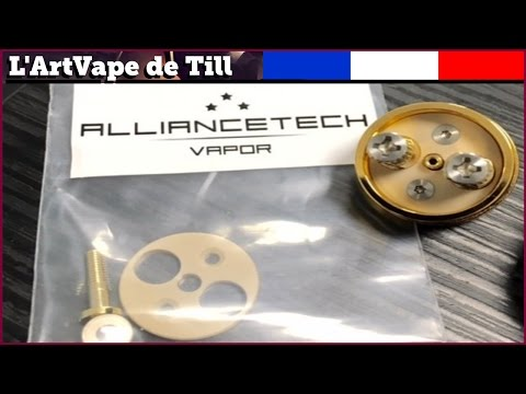 Review FR: Kit BF Petri Alliancetech - Revue et Montage