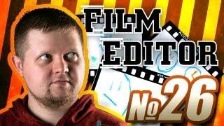 Film editor - принципы видео монтажа для блоггеров(Оставляйте комментарии здесь: http://www.bennet1890.ru/videoblog/spisok-videobloga/356-film-editor ..., 2012-06-25T20:32:47.000Z)