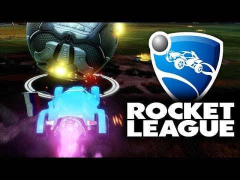 PUSHED TO THE LIMIT - Rocket League
