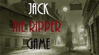 Jack The Ripper Game - Creepypasta [CZ/SK]