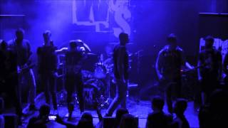 Wasted Shells live 27 June 2015