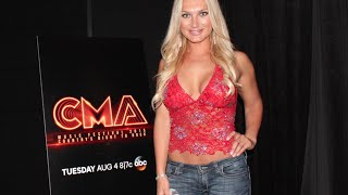 brooke hogan talks country transition with new single fly away cma fest 2015