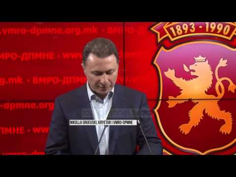 Trazirat në Maqedoni, palët fajësojnë njëra-tjetrën - Top Channel Albania - News - Lajme