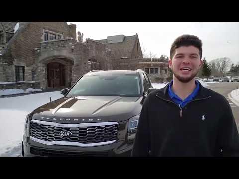 Northtown KIA - 2020 Telluride Video Review