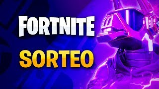 FORTNITE SWEEPSTAKE!! GET THE BATTLE PASS OF SEASON 6 AND MORE WITH JOSANGUZ AND KITOSM!!