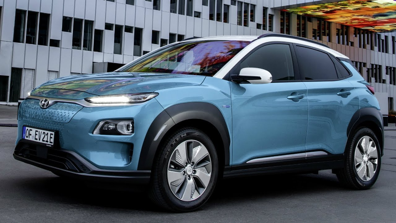2019 Hyundai Kona Electric Fully Subcompact Suv