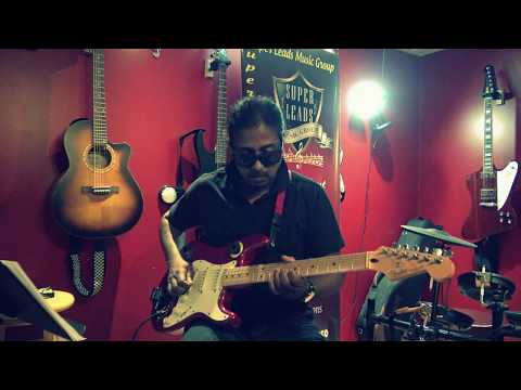 Engiruntho Aasaigal - Live Guitar Instrumental By Kumaran