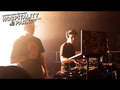 Nu:Logic @ Hospitality In The Park 2016