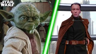 Why Yoda Broke the Rules to Train Dooku [CANON] - Star Wars Explained
