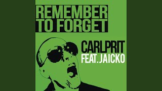 Remember to Forget (Michael Mind Project Radio Edit)