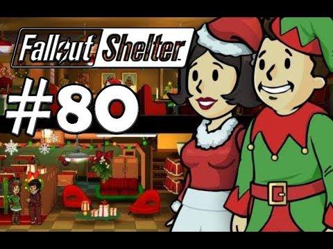 Fallout Shelter Walkthrough Part 80 - CHRISTMAS UPDATE!!!
