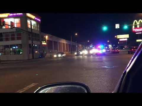 VERY RARE CATCH OF PHILADELPHIA POLICE DEPARTMENT SWAT TEAM RESPONDING IN PHILADELPHIA, PA.