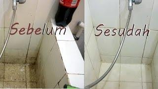 Gambar cover Cara mudah membersihkan kamar mandi dengan coca cola