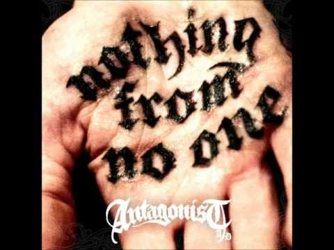 Antagonist AD - Nothing From No One (FULL ALBUM)