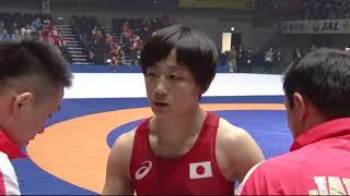 GOLD WW - 50 kg: Y. IRIE (JPN) v. Y. SUN (CHN)