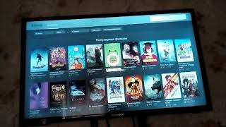 Телевизор Томсон просмотр фильмов через интернет. Томсон супперр тв VID 20190408 190031