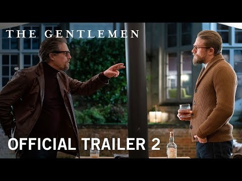 The Gentlemen | Official Trailer 2 [HD] | Now In Theaters