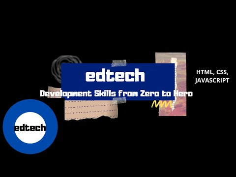 edtech CHANNEL TRAILER #edtech