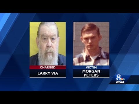 Suspect charged in 1972 killing of man along Pennsylvania