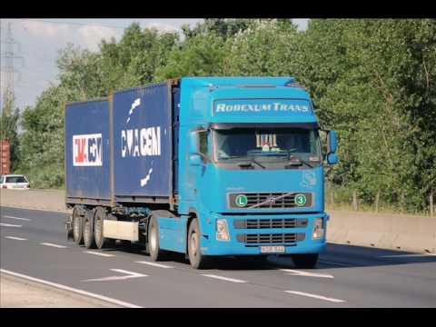 Konténeres Kamionok /Container Trucking