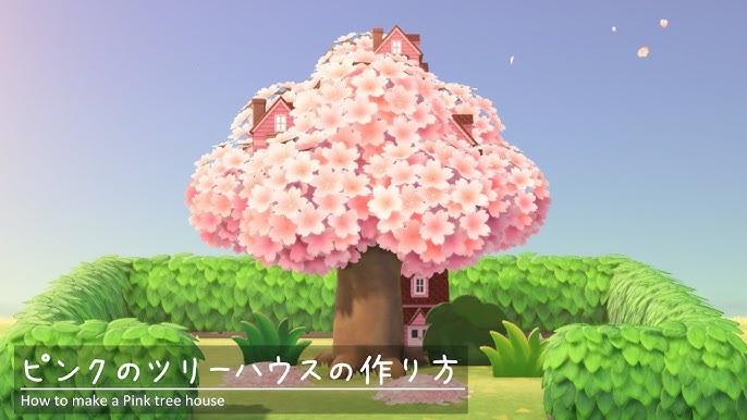 森 あつまれ 桜の 木 どうぶつ の 【あつ森】『あつまれ どうぶつの森』プレイ日記