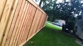 Cedar Privacy Fence Company Brooklyn Park, Mn