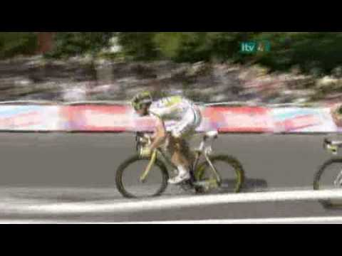 Tour de France 2009 etapa 21- sprint de Mark Cavendish