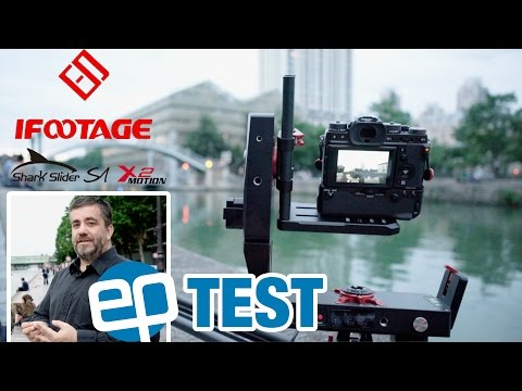 REVIEW ifootage X2 Motion + Shark Slider