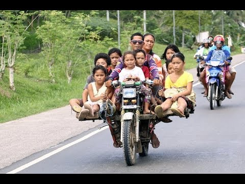 Using Transportation in The Philippines