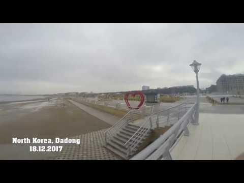 Video in PYONGYANG  (NORTH KOREA Life)