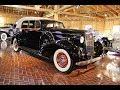 1936 Buick 80C Convertible Sedan. CCCA Museum