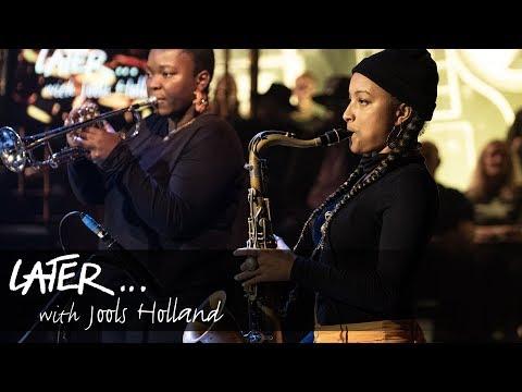 Nérija - Riverfest (Later... With Jools Holland)